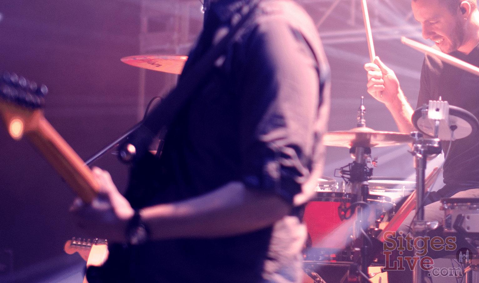 Live Band - Sitges Barcelona