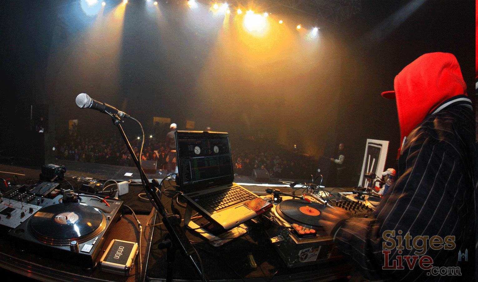 DJ D.J. Deejay - Sitges Barcelona