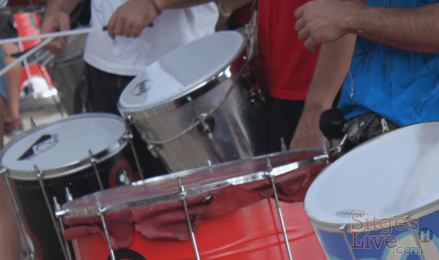 Drumming Band - Sitges Barcelona