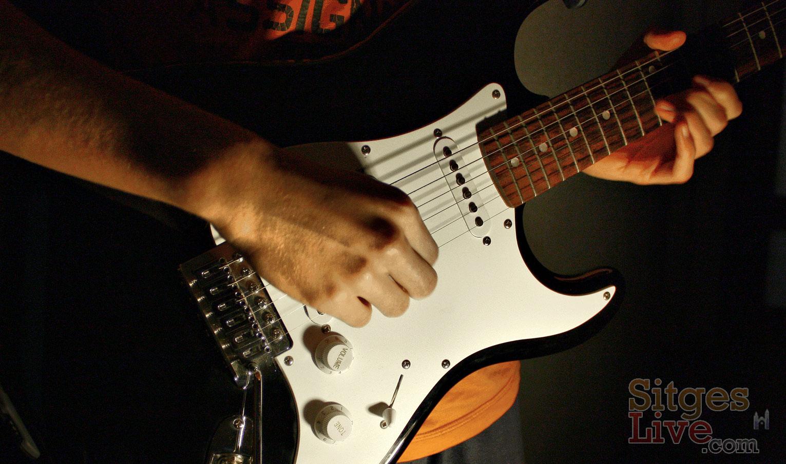 Solo Guitar Singer - Sitges Barcelona