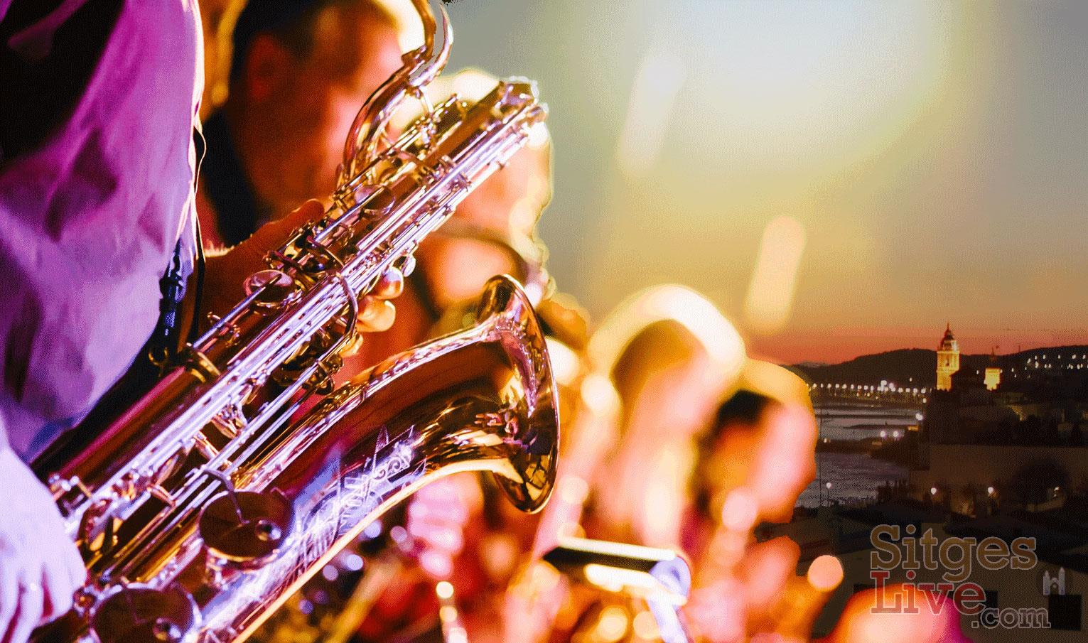 Jazz Band - Sitges Barcelona