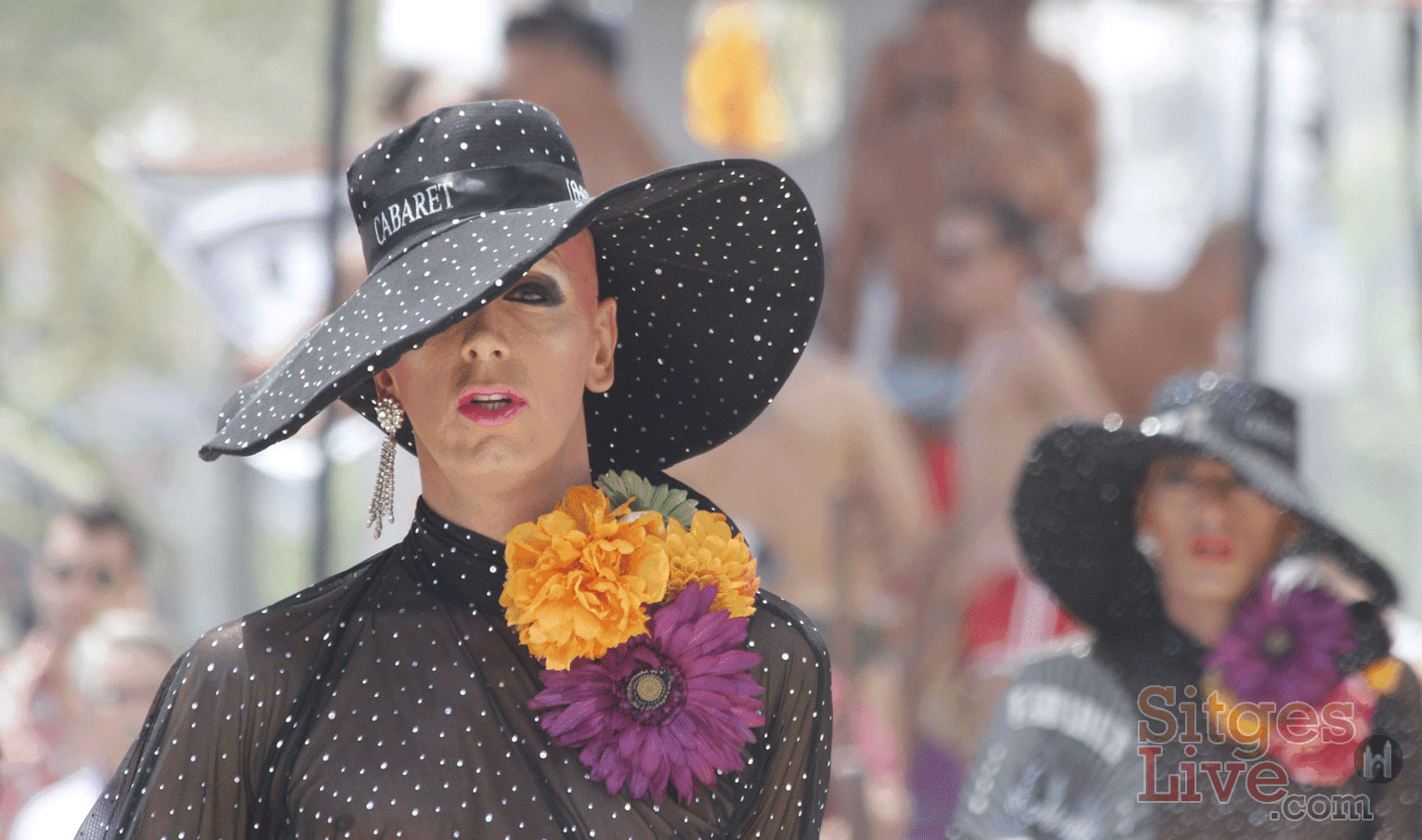 Drag Queen & Cabaret Show - Sitges Barcelona